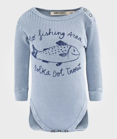 Baby Body LS Trout