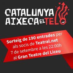 Catalunya aixeca el teló 2015