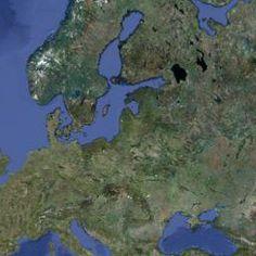 earth album alpha - a slicker google maps + flickr mash-up