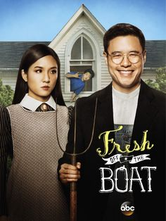 Click to View Extra Large Poster Image for Fresh Off the Boat