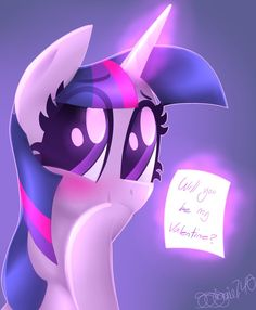 Be My Valentine (Twi) by siggie740.deviantart.com on @DeviantArt