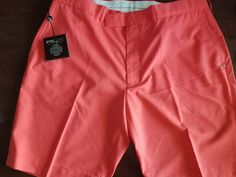 7c46df9fa00ef Stunning Pair of RLX Ralph Lauren Golfing Shorts Size 38  fashion  clothing   shoes