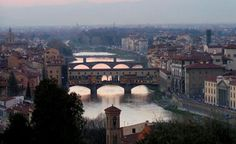 One of my favorite places on earth...Florence :) I want to go back so bad!!
