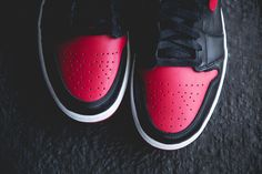 "Air Jordan 1 Retro ""Bred"" 2013"