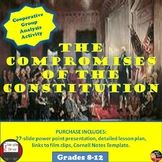 Compromises of the Constitutional Convention Group Activity - print or digital Social Studies Resources, Teacher Resources, Classroom Resources, Interactive Activities, Group Activities, Teaching Science, Social Science, Teaching Strategies, Teaching Tools