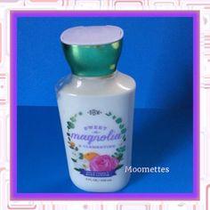 New Bath Body Works Sweet Magnolia Shea Vitamin E Lotion Signature Collection