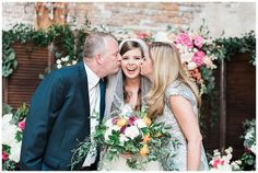 New Orleans Wedding. Photographed by Julie Paisley Photography.