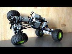Lego technic rock crawler - YouTube