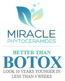 Dr Oz Phytoceramides Warning: Buyer Beware - https://twitter.com/webgal69/status/665064255306268672