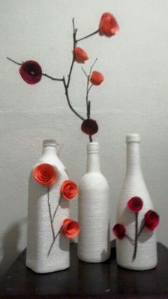 Botella 1, 2 y 3