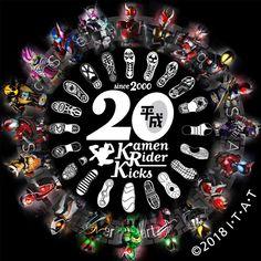 Kamen rider in Heisei Era Kamen Rider Ex Aid, Kamen Rider Decade, Kamen Rider Zi O, Kamen Rider Series, Gundam Art, Wallpaper, Kawaii, Porch Roof, Roof Ideas