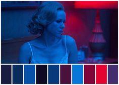"""""""Birdman or (The Unexpected Virtue of Ignorance)"""" Make A Color Palette, Movie Color Palette, Colour Pallette, Geeks, Cinema Colours, Color In Film, Damien Chazelle, Colours That Go Together, Pantone Colour Palettes"""