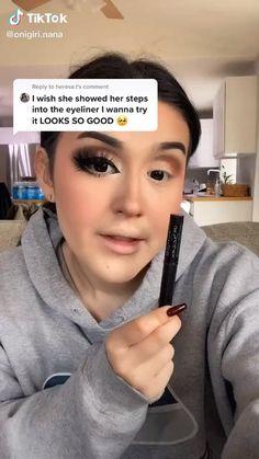 Edgy Makeup, Cute Makeup, Pretty Makeup, Skin Makeup, Makeup Art, Makeup Tips, Full Face Makeup, Makeup Tutorials, Makeup Makeover