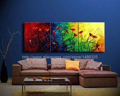 33 Awesome poppies art canvas images