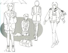 character design by Akio Sugino from the second Ace wo Nerae! anime.