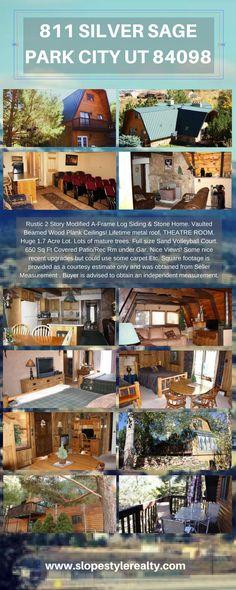 Log Siding, Stone Siding, Wood Plank Ceiling, Wood Planks, Park City Ut, Stone Houses, Vaulting, Metal Roof, Nice View