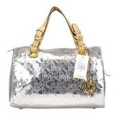 discount Michael Kors Grayson Logo Large Silver Satchels Outlet0 deal online, save up to 90% off dokuz limited offer, no taxes and free shipping.#handbags #design #totebag #fashionbag #shoppingbag #womenbag #womensfashion #luxurydesign #luxurybag #michaelkors #handbagsale #michaelkorshandbags #totebag #shoppingbag
