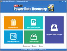 Lisans Bul: MiniTool Power Data Recovery Pro Key