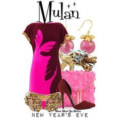 Inspired by Disney's Mulan from 1998's Mulan.