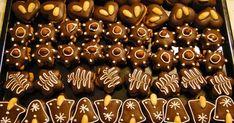 Ořechové perníčky Amazing Cakes, Gingerbread Cookies, Bakery, Gardening, Desserts, Christmas, Food, Gingerbread Cupcakes, Tailgate Desserts