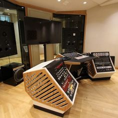 Jan 23, 2016 - First Official install of a Northward Systems Mastering Console @ Zino Mikorey Mastering in Berlin. This is one of the pre-production units, with 2x 14u 19