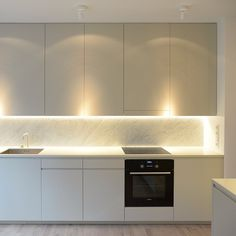 Risultati immagini per ikea kitchen voxtorp Ikea Metod Kitchen, Cocinas Kitchen, Modern Kitchen Cabinets, Kitchen Flooring, Kitchen Modern, Interior Exterior, Kitchen Interior, Kitchen Decor, Kitchen Dining
