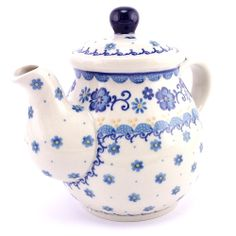 This is such a Japanese style, am I right? Polish pottery, ポーランド陶器