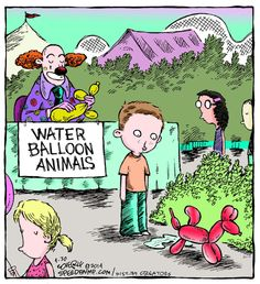 Can't bring them indoors. Speed Bump for 4/30/2014 | Speed Bump | Comics | ArcaMax Publishing