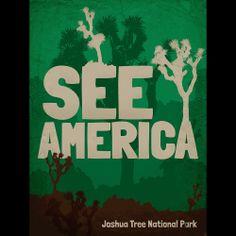 Joshua Tree National Park by Roberlan Borges  #SeeAmerica