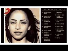Sade - The Best Of Sade (Full Album) - YouTube