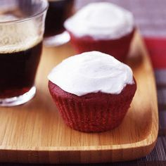Weight Watchers: Red Velvet Cupcakes