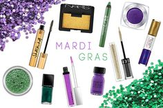 Mardi Gras is… tomorrow! That's right. And it's time to get those last minute Mardi Gras parties, plans, and projects in order. From ways to restyle those Mardi Gras beads to the most adorable Mardi Gras macarons around, we've got the ultimate guide to a rockin' Fat Tuesday.