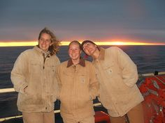 """Carhartt  by Tristandara, via Flickr  """"We're issued Carhartts for deployment in Antarctica, and it just so happens that you tend to look alike a lot of the time!"""""""