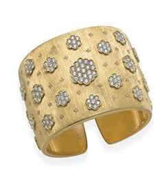 DIAMOND AND GOLD BRACELET, BY BUCCELLATI