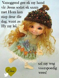Fairy Dolls, Blythe Dolls, Lekker Dag, Fantasy Creatures, Magical Creatures, Happy Dance, Good Morning Wishes, Dollhouse Dolls, Fairy Land