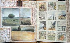 Creative Arts: sketchbooks