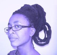 Nnedi Okorafor, born to Igbo Nigerian parents in Cincinnati, Ohio, is an author of fantasy and science fiction for both adults and younger readers. Her Tor.com novella Binti won the 2015 Hugo and Nebula Awards; her children's book Long Juju Man (Macmillan, 2009) won the 2007-08 Macmillan Writer's Prize for Africa; and her adult novel Who Fears Death (DAW, 2010) was a Tiptree Honor Book.