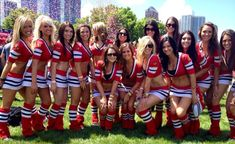 Pictures and news about the Chicago Blackhawks Ice Crew!
