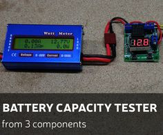 Battery Capacity Tester - All