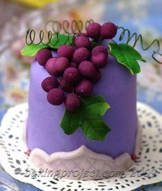Mini cakes « BAKING PROJECT