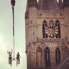 Crazy Belgians. (Taken with Instagram)