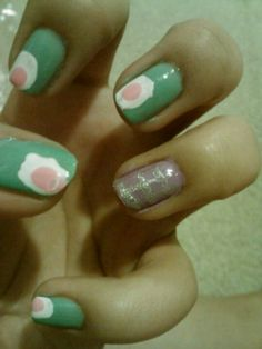 Easter nails Easter Nails, Beauty, Cosmetology