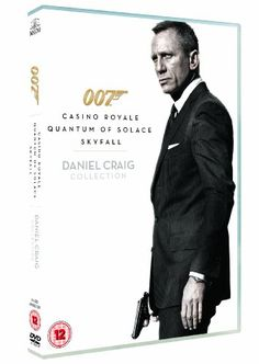 buy now   £6.92   A triple-bill of espionage action films starring Daniel Craig as the latest incarnation of James Bond, special agent and international man of mystery and intrigue. Casino Royale  ...Read More