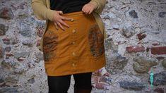 Tutorial falda mini con patrones Diy Clothes, Mini, Skirts, Fashion, Free Pattern, Patterns, Diy Clothing, Moda, Skirt