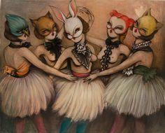 Bailarinas V | Giclee Print