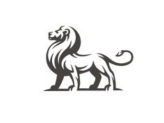 We share to you the best 75 lion logos to help you get inspired with your logo design project. Looking for the best lion logo design? Lion Illustration, Graphic Design Illustration, Tribal Images, Lion Images, Brand Icon, Lion Design, Lion Logo, Lion Tattoo, Animal Logo