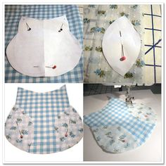 Owl pattern for pin keep Sewing Toys, Sewing Crafts, Sewing Projects, Diy Projects, Fabric Yarn, Fabric Dolls, Fabric Crafts, Owl Patterns, Sewing Patterns