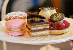 An Art Deco Afternoon Tea Experience with Champagne at Betty's of York...