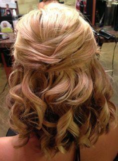 Awesome Bridal Hair Wedding Hair Mother Of The Groom Short Hairstyles Gunalazisus