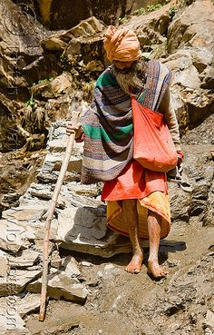 Sherpas - these are the people that live around everest and lead you on your journey :)